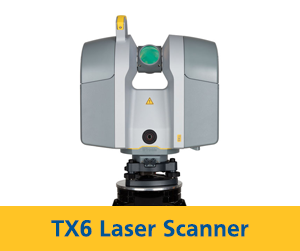 TX6 Laser Scanner