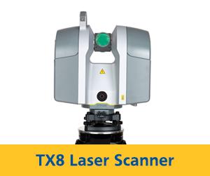 TX8 Laser Scanner