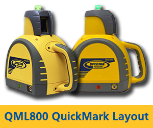 QML800/QML800G QuickMark Layout