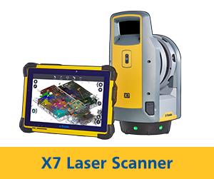 X7 Laser Scanner