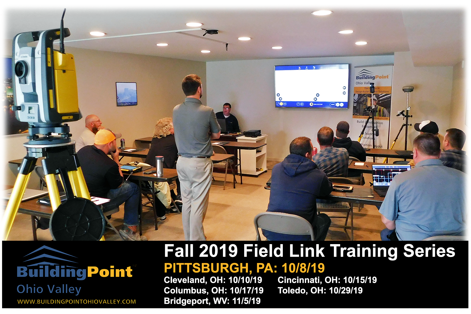 Field Link Training 2019 - Pittsburgh
