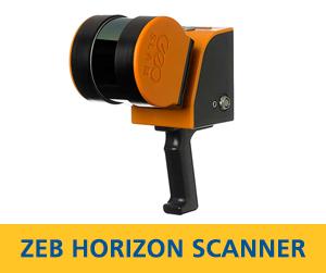 GeoSLAM ZEB HORIZON 3D SCANNER