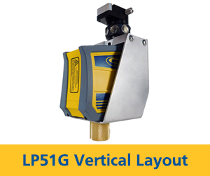 LP51G Vertical Layout Solution