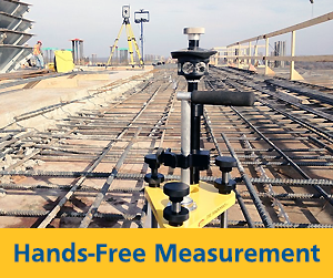 The Marksman Hands-Free Measurement Solution!