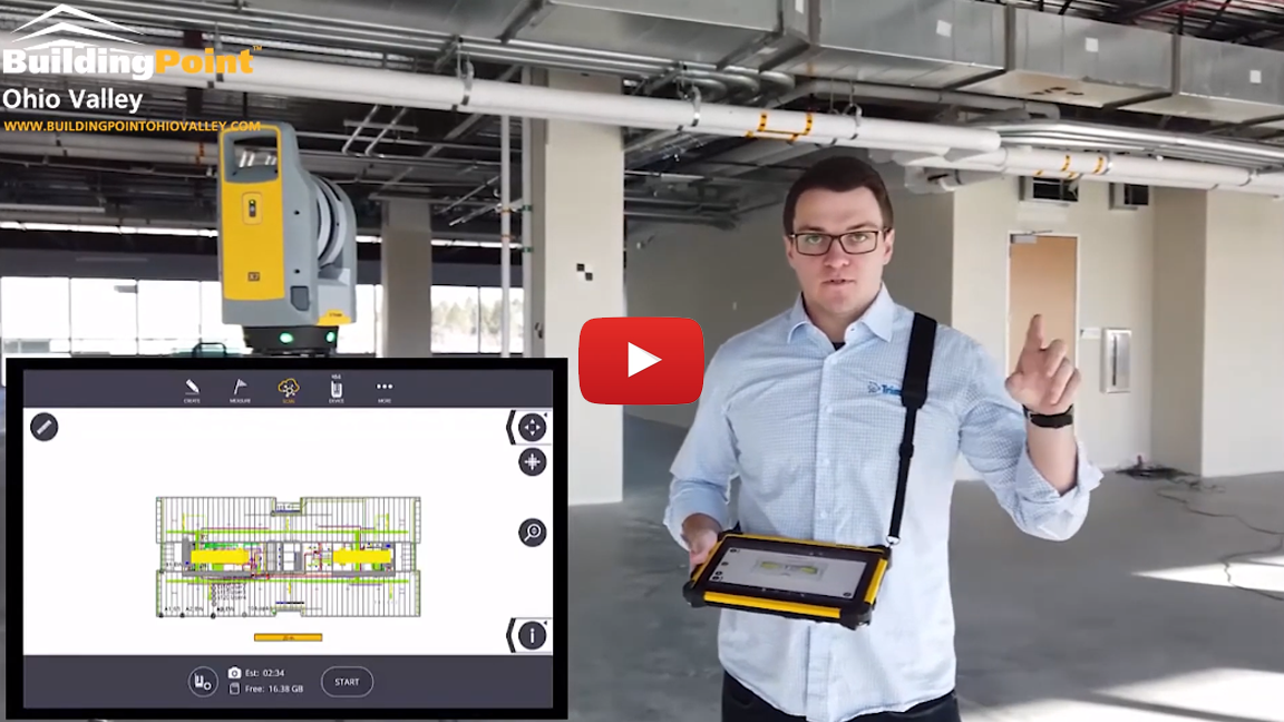 Manual Scan to BIM Placement with TFL & X7