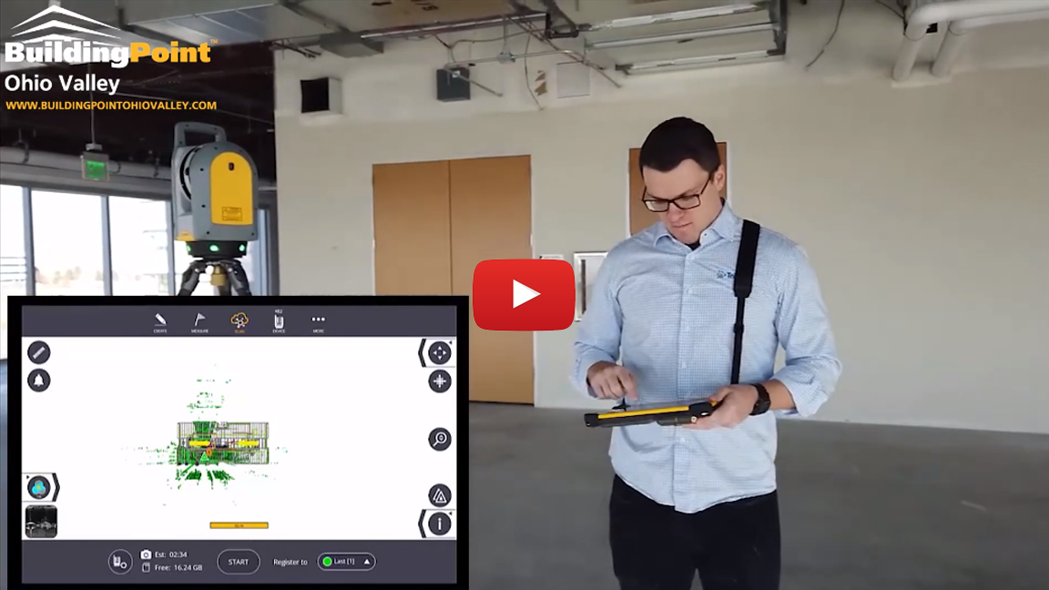 Scan to BIM Setup with Trimble Field Link & X7 Scanner