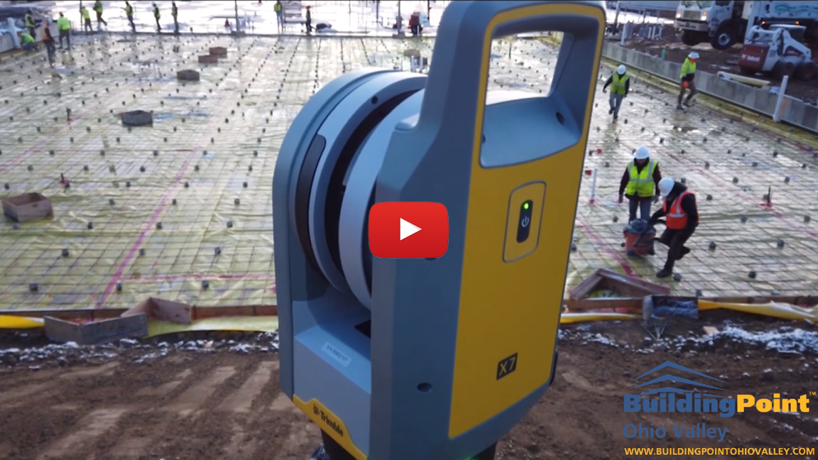 The Trimble X7 Scanner for Concrete Applications